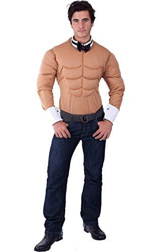 Männlicher Stripper Kostüm Fasching Junggesellenabschied Verkleidung Extra ()