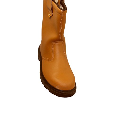 Centek chaussures de sécurité norme s3 cI berufsschuhe businessschuhe chaussures bottes beige Beige - Beige