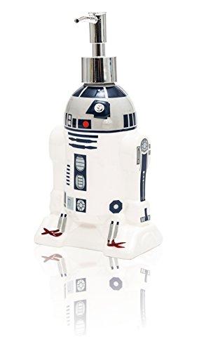 Star Wars - R2-D2 Seifenspender aus Keramik in Geschenkpackung