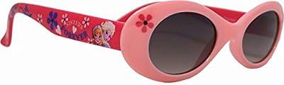 Gafas de sol para niña 3 años, diseño de Frozen de Disney, color rosa de disney