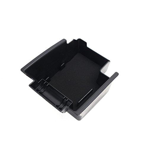 abs-resistente-negro-centro-consola-apoyabrazos-almacenamiento-guantera-bandeja-para-ford-escape-kug