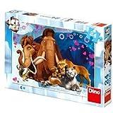 Dino Toys Dino toys351516Ice Age Liebhaber Puzzle (24)