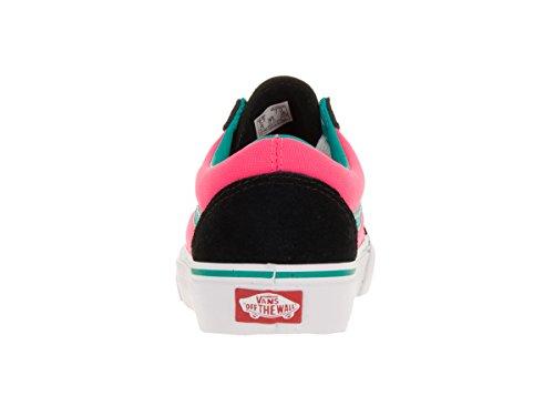 Vans Old Skool, Baskets Basses Mixte Adulte (brite) black/n