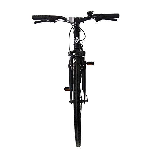 310c6xLLBGL. SS500  - Muddyfox Unisex Tempo 200 Hybrid Bike