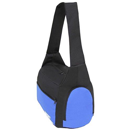 Sporttasche Freizeittasche Reisetasche Fitnesstasche Sport Fitness Tasche NEU Blau