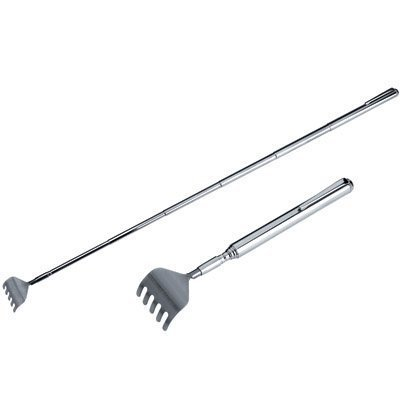 Back Scratcher Extendable Telescoping Metal Hand by Gifts and Gadgets