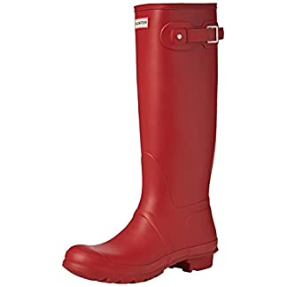 Hunter Women's Original Tall Wellington Boot Mid-Calf Boots 13
