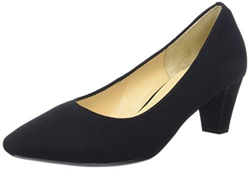 Gabor Shoes Damen Gabor Basic Pumps, Schwarz (Schwarz), 38.5 EU