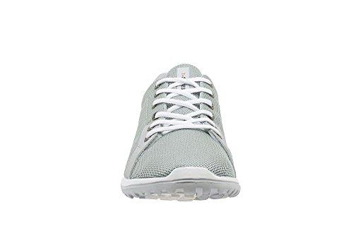 T-Shoes - Pass TS101 - Chaussures en mesh Homme Femme Gris