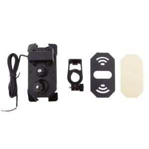 ELECTROPRIME® Universal Motor Bicycle Bike Handlebar Mount Holder USB Charger for Phone
