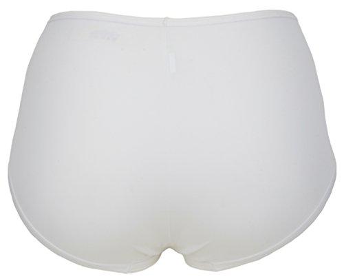 Ex-StoreDamen Miederslip Weiß - Weiß