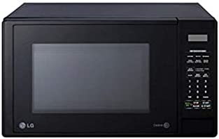 LG 20 Liters Solo Microwave, Black - MS2042DB, 1 Year Manufacturer Warranty