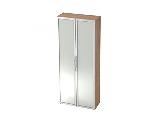 Schrankwandsystem - Glasvitrine