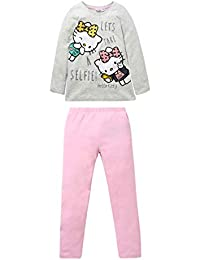 f8fa25670e Amazon.es  Hello Kitty - Pijamas y batas   Niña  Ropa