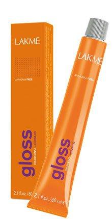 Lakme Gloss Color Rinse–Ton Sur Ton couleur des cheveux–60ml–8/22int. Violet L. Blond