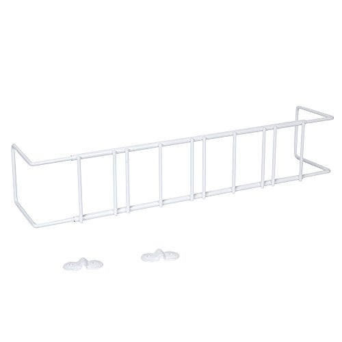 sauvic 03512 support fentre extensible 70 x 15 x 15 cm couleur blanc