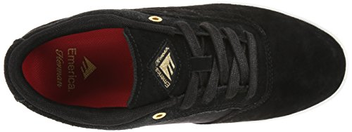 Emerica G6 6102000078, Sneaker uomo Nero (Schwarz)