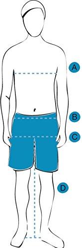 Chiemsee pantalon 3/4 pour homme jeans Bleu - bleu marine