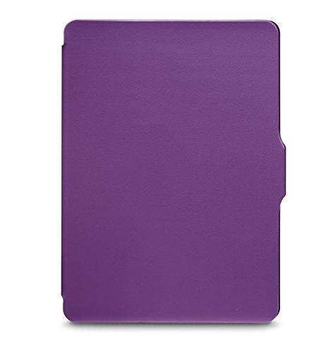 NuPro - Étui ajusté pour Kindle (8ème génération - modèle 2016) Violet