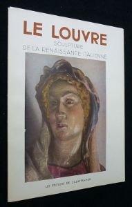 Le Louvre Sculpture de la renaissance italienne Illustration