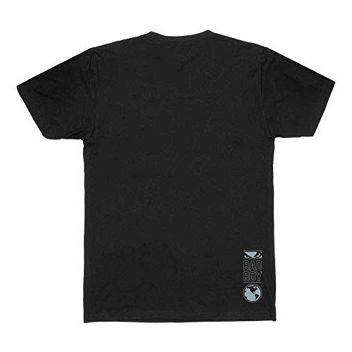 Bad Boy–T-shirt da uomo internazionale Contender Black