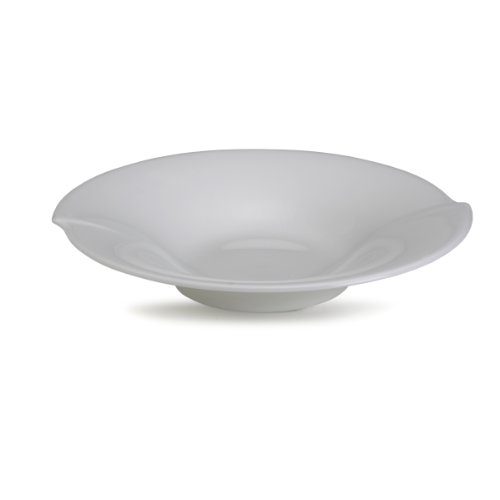 Mikasa Spin Suppenteller, 23 cm, Weiß Mikasa-rimmed Soup Bowl