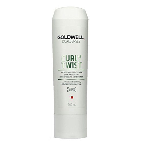 Goldwell Dualsenses Curly Twist Hydrating Conditioner, 1er Pack (1 x 200 ml) - Feuchtigkeit Hydrating Conditioner