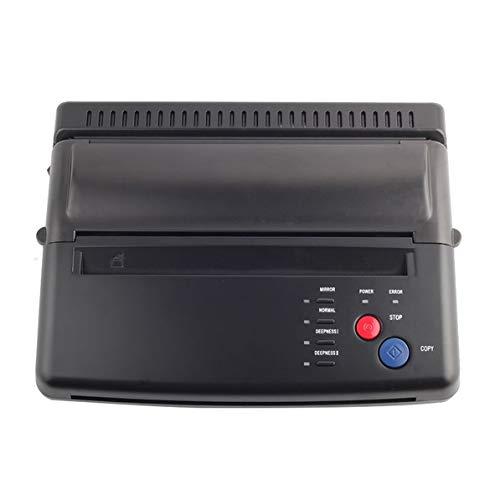 Corneliaa Tattoo Transfer Machine Printer-Zeichnungs-Thermoschablonen-Kopierer für Tätowierung - Schwarz-kopierer-maschinen