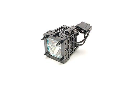Alda PQ Beamerlampe XL-5200, F93088600 für Sony KDS-50A2000, KDS-50A2020, KDS-55A2000, KDS-55A2020, KDS-60A2000, KDS-60A2020 Projektoren, Lampenmodul mit Gehäuse