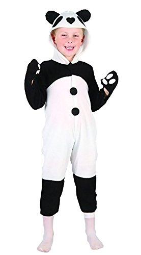 Wicked Fun Kleinkind Panda-Kostüm, 2-4 (Panda Kostüme Für Kleinkind)