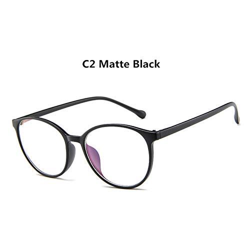 YMTP Retro Runde Candy Farbigen Ultra Light Spektakel Brillengestell Männer Und Frauen Klare Linse Transparent Myopie Brillen Brillen