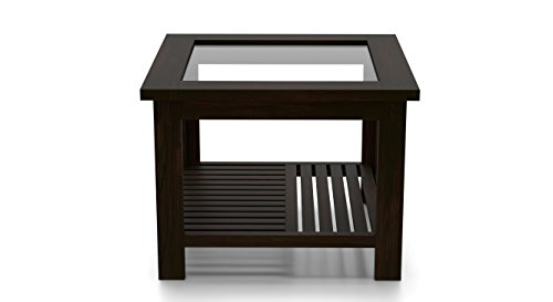 Urban Ladder Claire Compact Coffee Table (Mahogany)