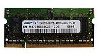 Samsung M470T6554CZ3-CD5 M470T6554CZ3 512MB DDR2 SO-DIMM PC2-4200 533MHz Z525 - Samsung Pc2 4200