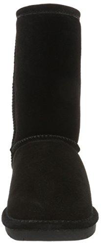 Bearpaw EMMA SHORT, Bottes mi-hauteur avec doublure chaude femme Noir - Schwarz (BLACK II  011)