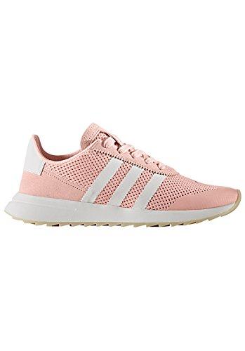 Adidas FLASHBACK W, Hazcore/FTWWHT/HAZCORE/BRUCORE/FTWWBLA/BRUCORE, Farbe Rosa,Größe 41 EU