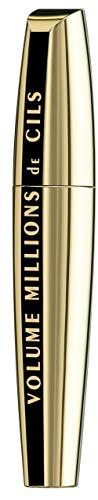 L'Oréal Paris - Mascara Volume Millions de Cils Noir 10,5ml