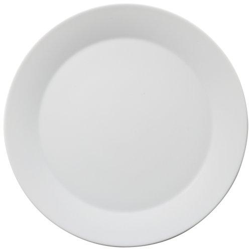 Rosenthal Arzberg 49700-800001-10027 Tric - Speiseteller - Essteller - Fahne - Porzellan - weiß - Ø 27cm