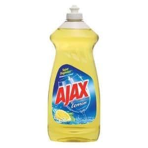 ajax liquide vaisselle citron 885 ml lot de 9 cuisine maison. Black Bedroom Furniture Sets. Home Design Ideas