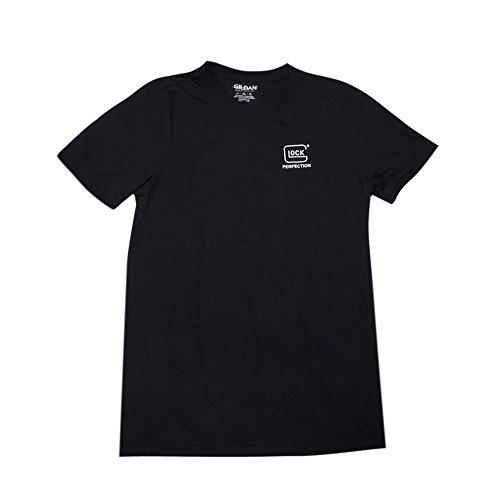 Glock OEM Performance kurz Ärmel T-Shirt, 3X Große, schwarz - Glock Schwarz Kurz
