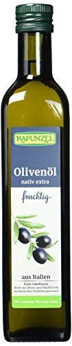 Rapunzel Olivenöl fruchtig, nativ extra, 1er Pack (1 x 500 ml) - Bio