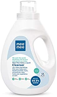 Mee Mee Anti-Bacterial Baby Liquid Cleanser (1.5 L - Bottle)