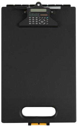 Dexas Nr. 1Büro Taschenrechner CC200-BK Schwarz
