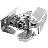 Metal Earth - Maqueta metálica Star Wars Darth Vader Tie Fighter