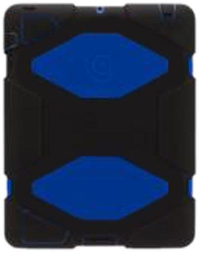 Top Griffin Survivor Case for iPad 2/3/4 – Blue/Black on Line