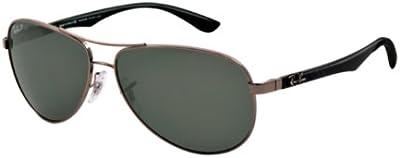 Gafas de sol polarizadas Ray-Ban Carbon Fibre RB8313 C61 004/N5