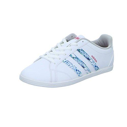 adidas Unisex-Erwachsene CG5759 Fitnessschuhe, Weiß (White), 39 EU (Herren Floral Halbschuhe)