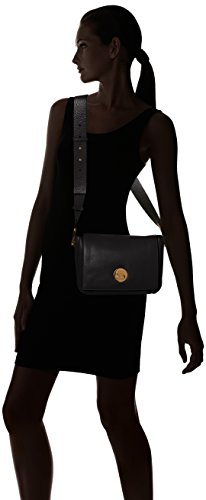 Coccinelle - Liya, Borse a spalla Donna Nero (Noir/noir)