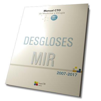 Manual CTO de DESGLOSES MIR 2007-2017