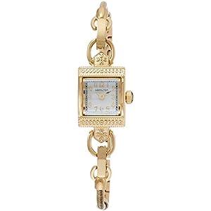 Hamilton Reloj Analogico para Mujer de Cuarzo con Correa en Acero Inoxidable H31231113