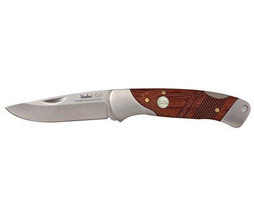 Linder Earl Longueur de la Lame : 7,5, Longueur Totale 16,9 Couteau Pliant, Multicolore, 16,9 cm